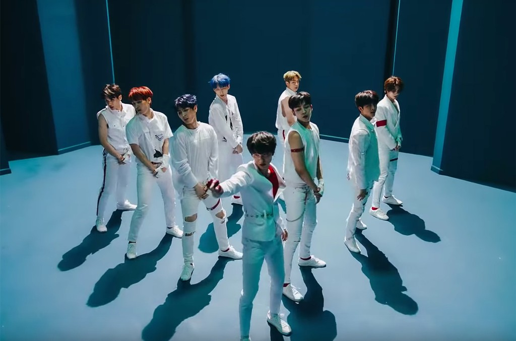 SF9 Now or Never