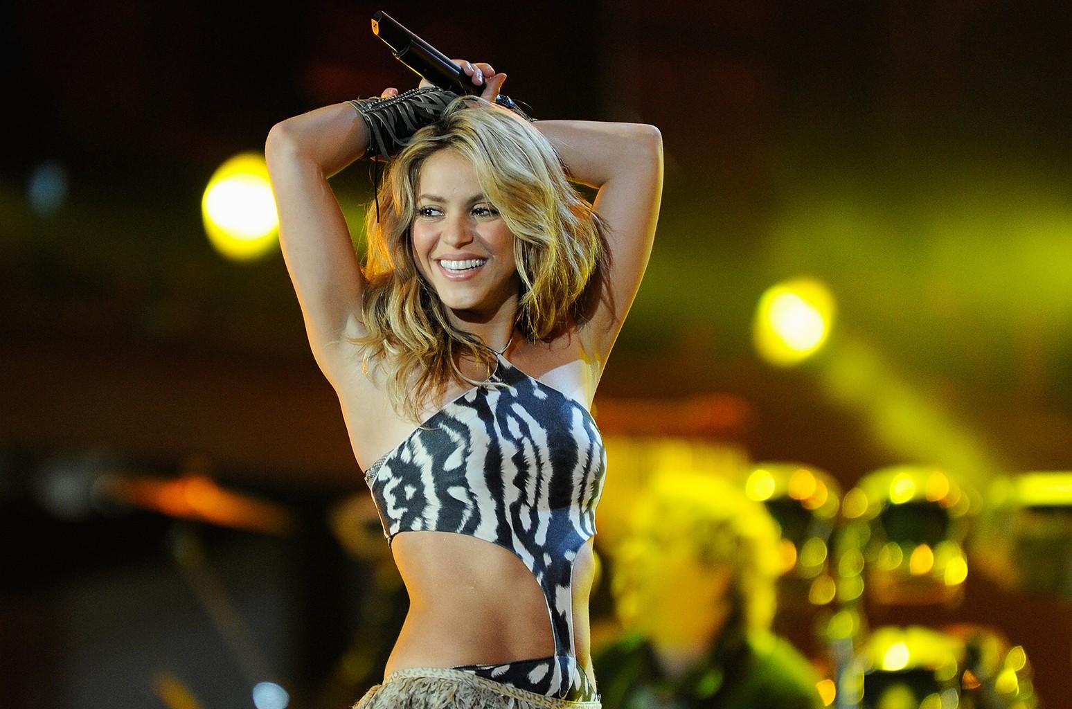 Top 10 Shakira Songs (Updated 2017) | Billboard | Billboard