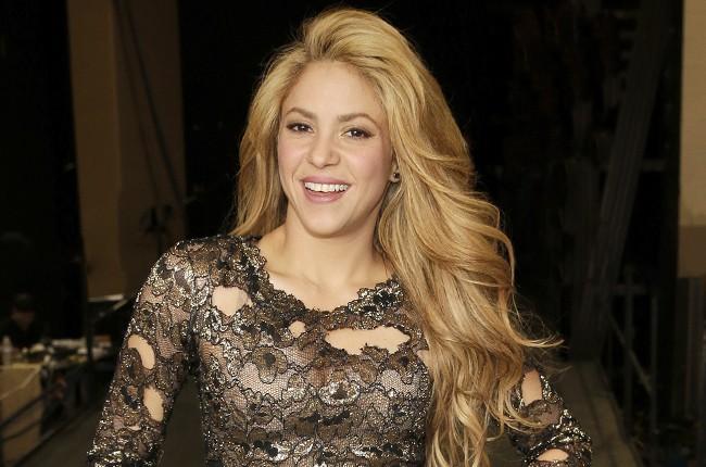 Shakira attends the 2014 Billboard Music Awards
