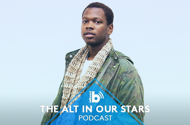 The Alt in Our Stars Podcast featuring: Shamir