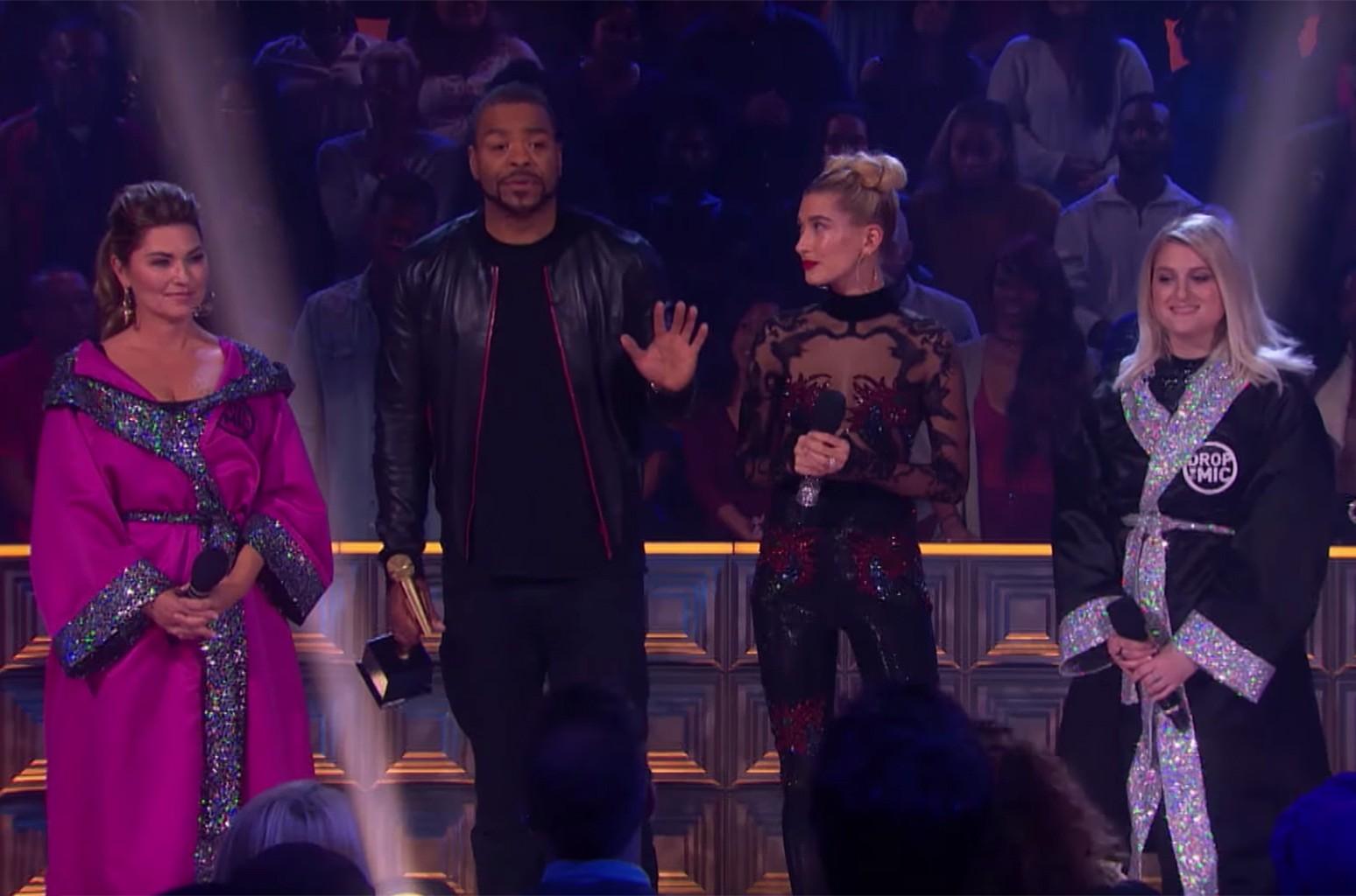 Shania Twain Meghan Trainor Rap Battle