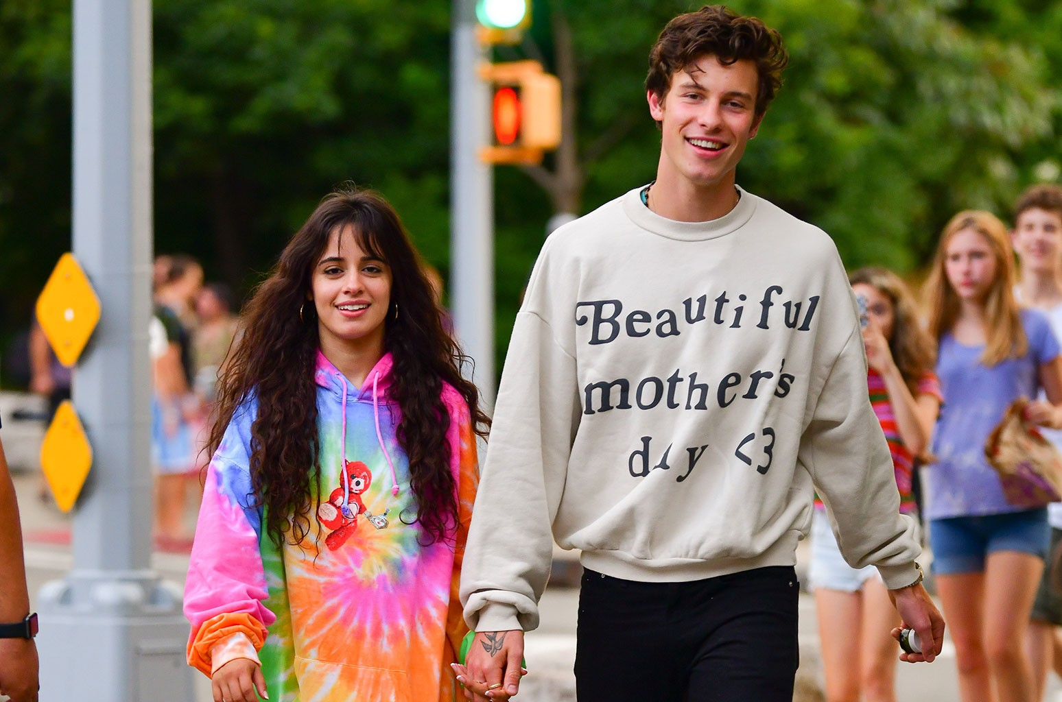 Shawn Mendes and Camila Cabello Kiss For the Camera in Epic New Video:  Watch