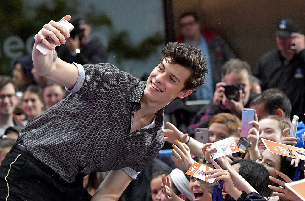shawn mendes today show