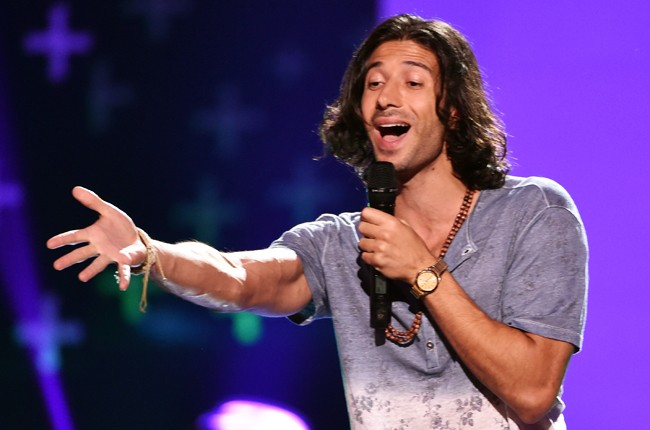 Magic! perform onstage during FOX's 2014 Teen Choice Awards