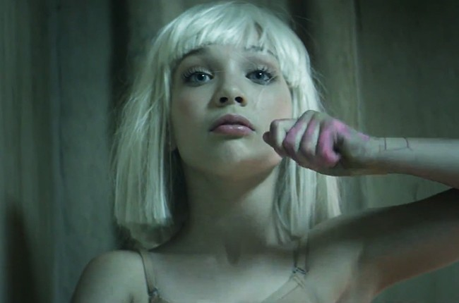 Sia's Chandelier Video