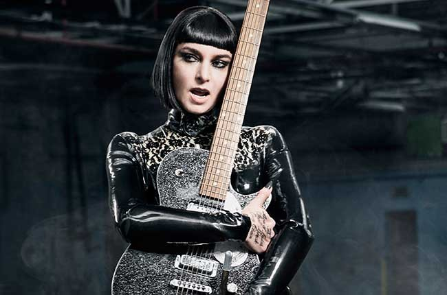 """Sinead O'Connor album """"I'm Not Bossy, I'm The Boss"""""""