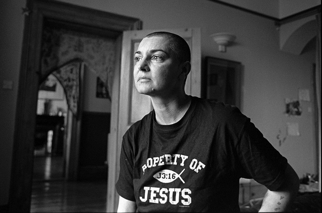 Sinead O'Connor in 2012
