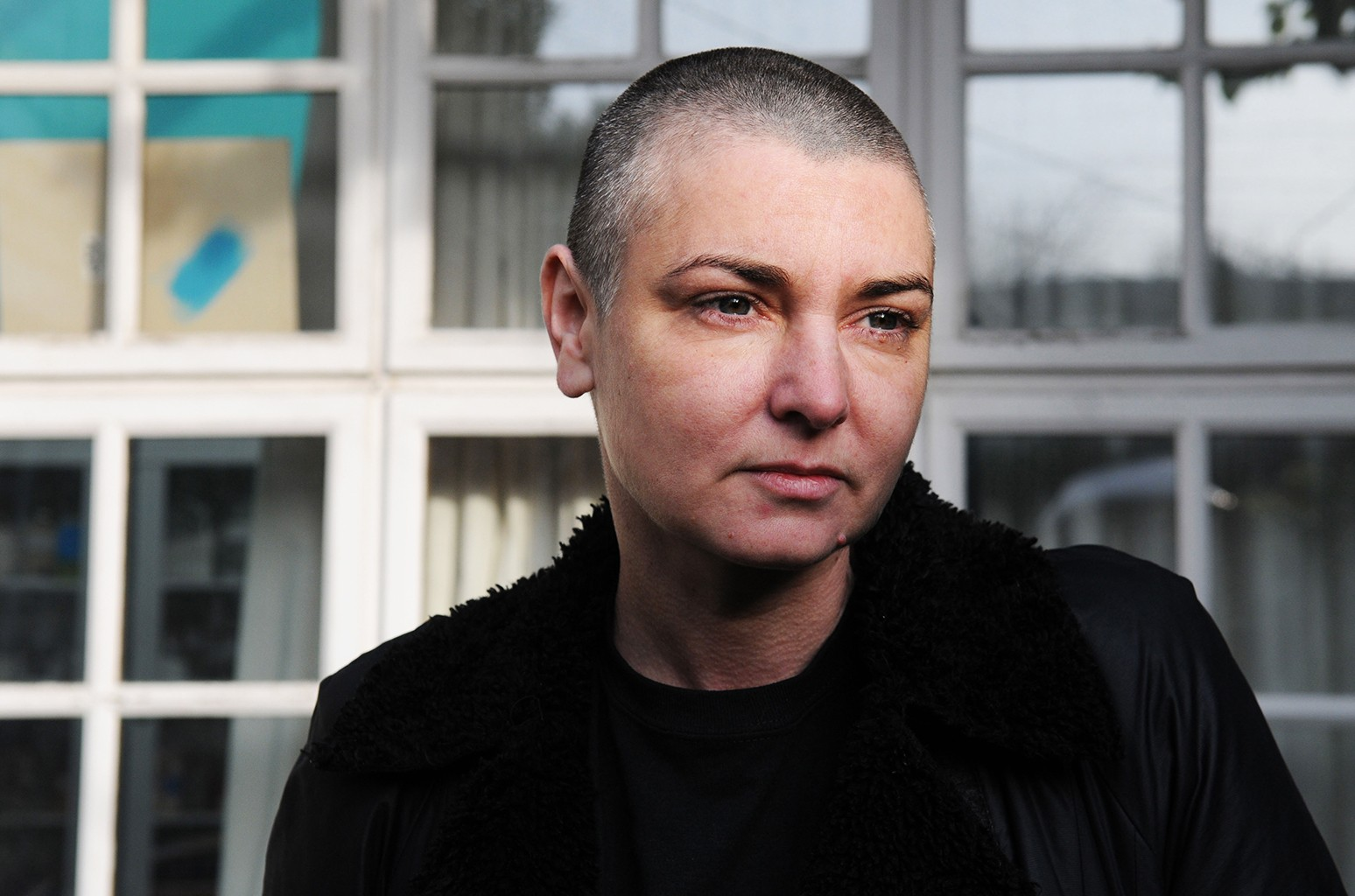 Sinead O'Connor photographed in 2012