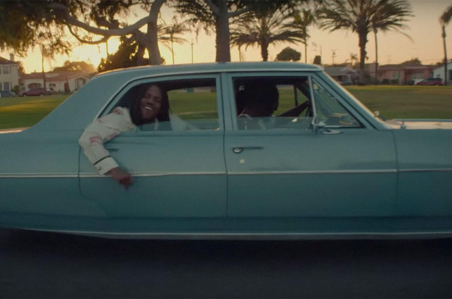 """SiR, """"Hair Down"""" ft. Kendrick Lamar"""