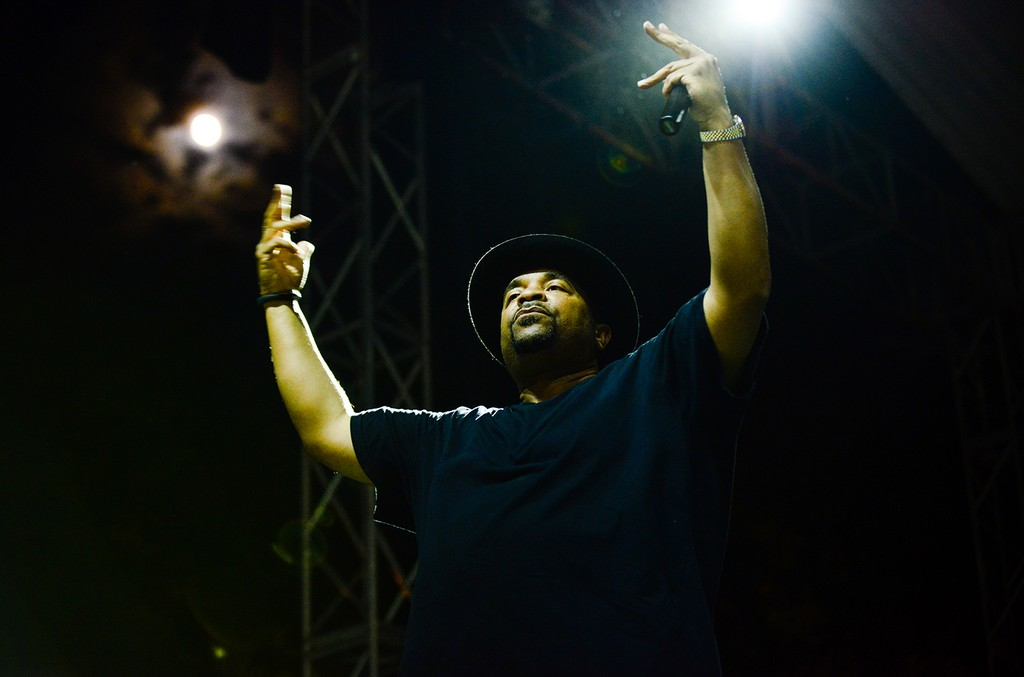 Sir Mix A Lot performs in 2015