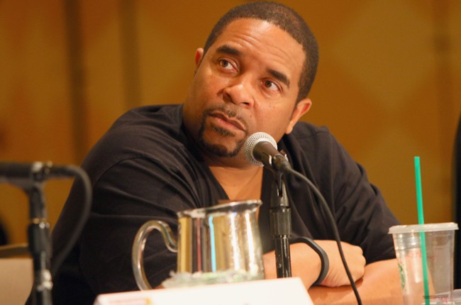 Sir Mix-a-Lot attends the Accelerator Presentation during the 2015 SXSW