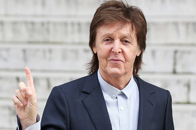 Paul McCartney 2016