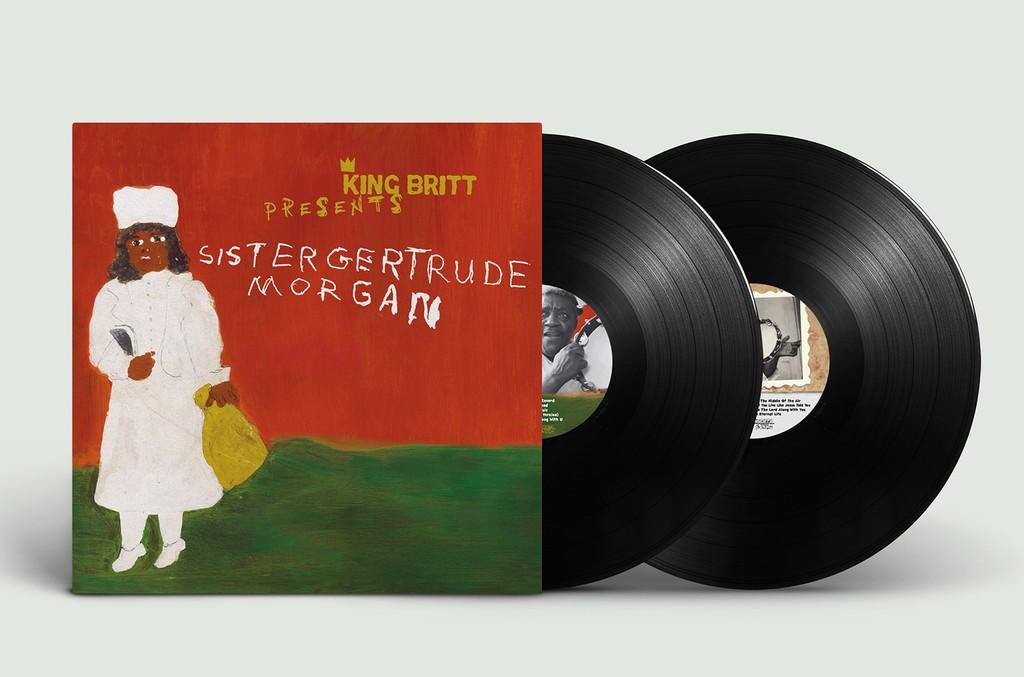 "Sister Gertrude Morgan's ""Let's Make a Record"""