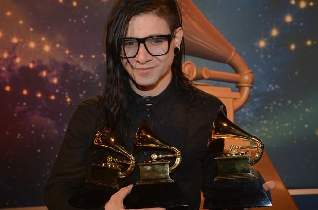 Skrillex, Grammys 2013