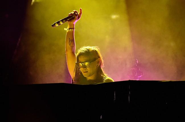 Skrillex 100 Festival 2015