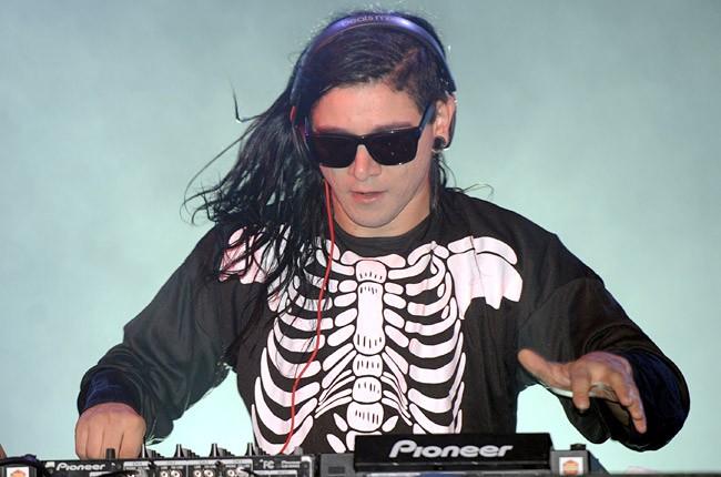Skrillex at Voodoo Festival