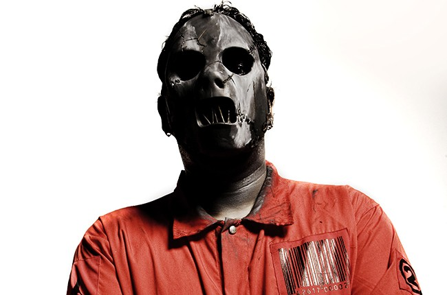 Paul Gra of Slipknot