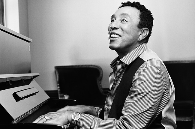 "Smokey Robinson for ""Smokey & Friends"""