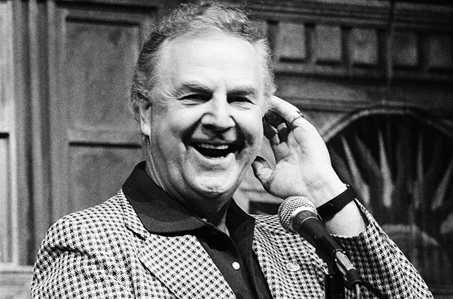 Saturday Night Live Announcer Don Pardo