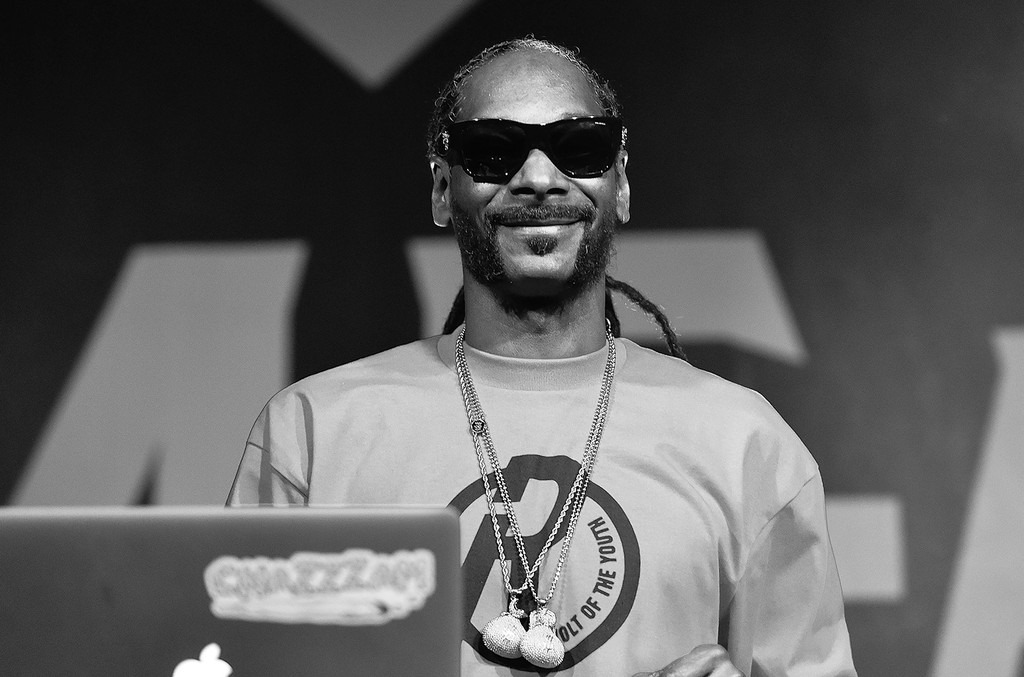 Snoop Dogg performs in 2016