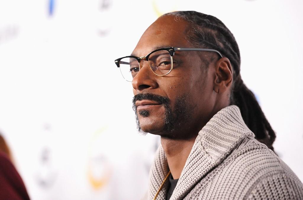 Snoop Dogg at Lure Nightclub in Los Angeles