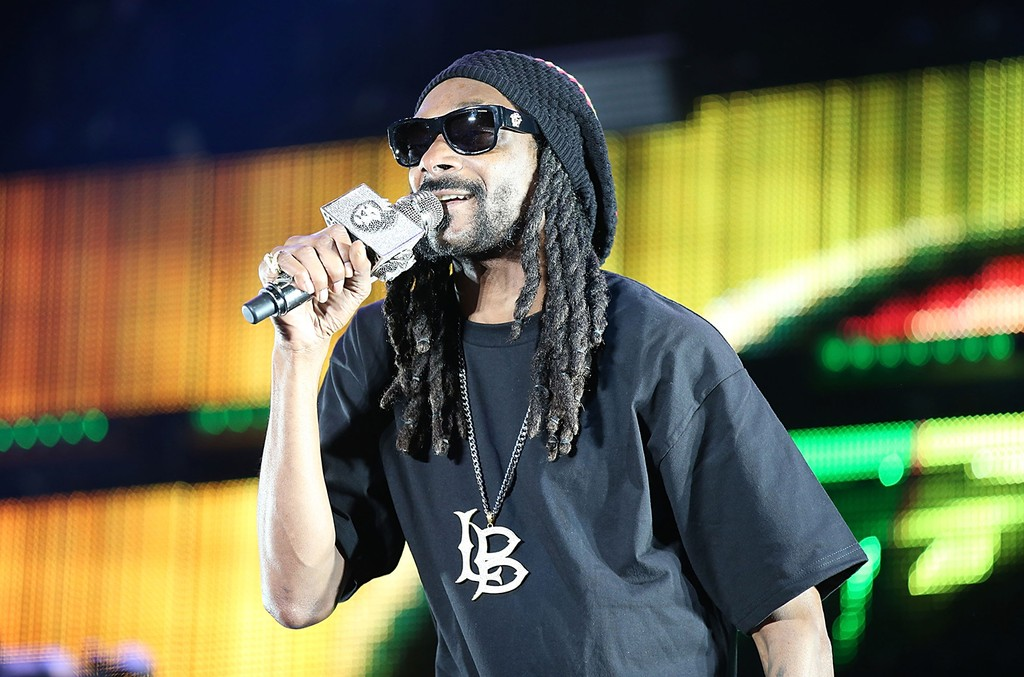 Snoop Dogg performs at The Empire Polo Club on April 29, 2016 in Indio, Calif.