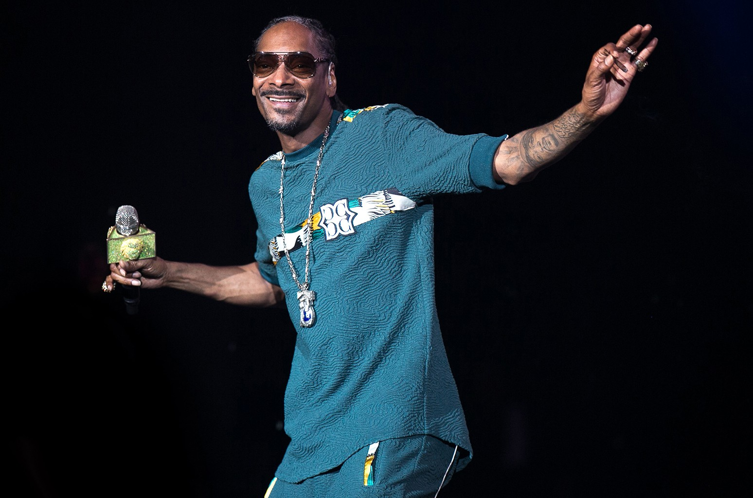 Snoop Dogg, 2017