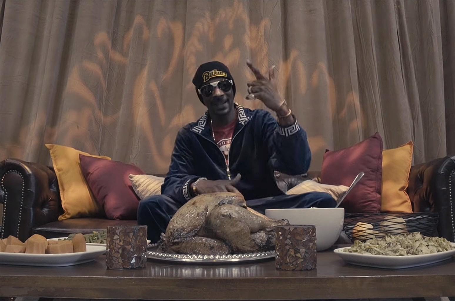 "Snoop Dogg ft. Shirley Caesar & DJ Battlecat, ""U Name It - Holiday Anthem"""
