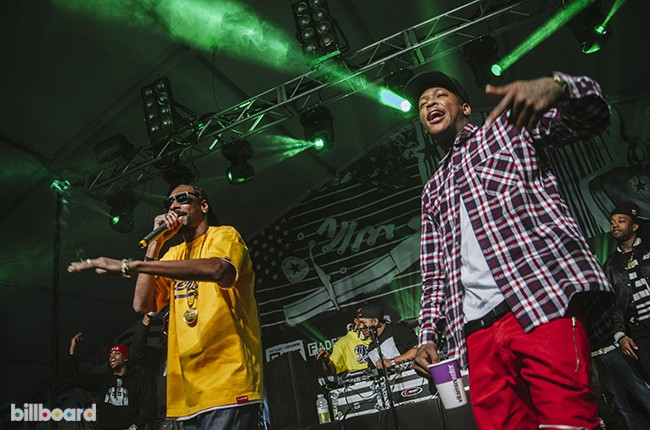 Snoop and YG