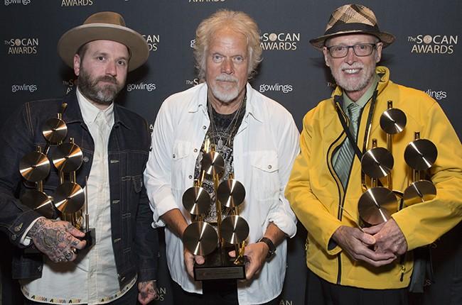 Socan Awards