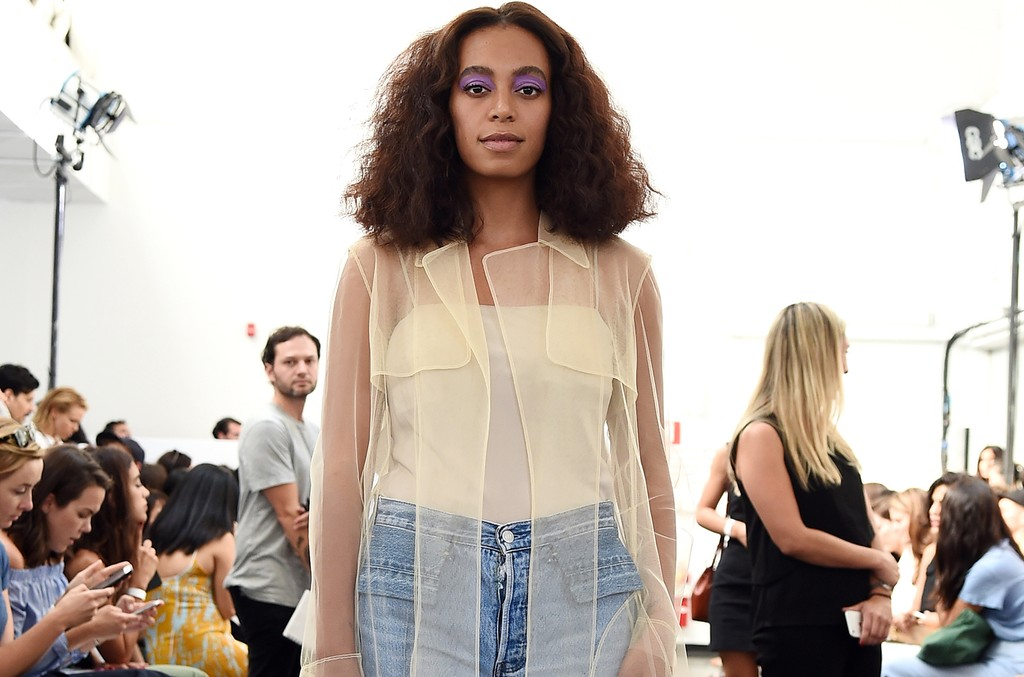 Solange Knowles in 2016