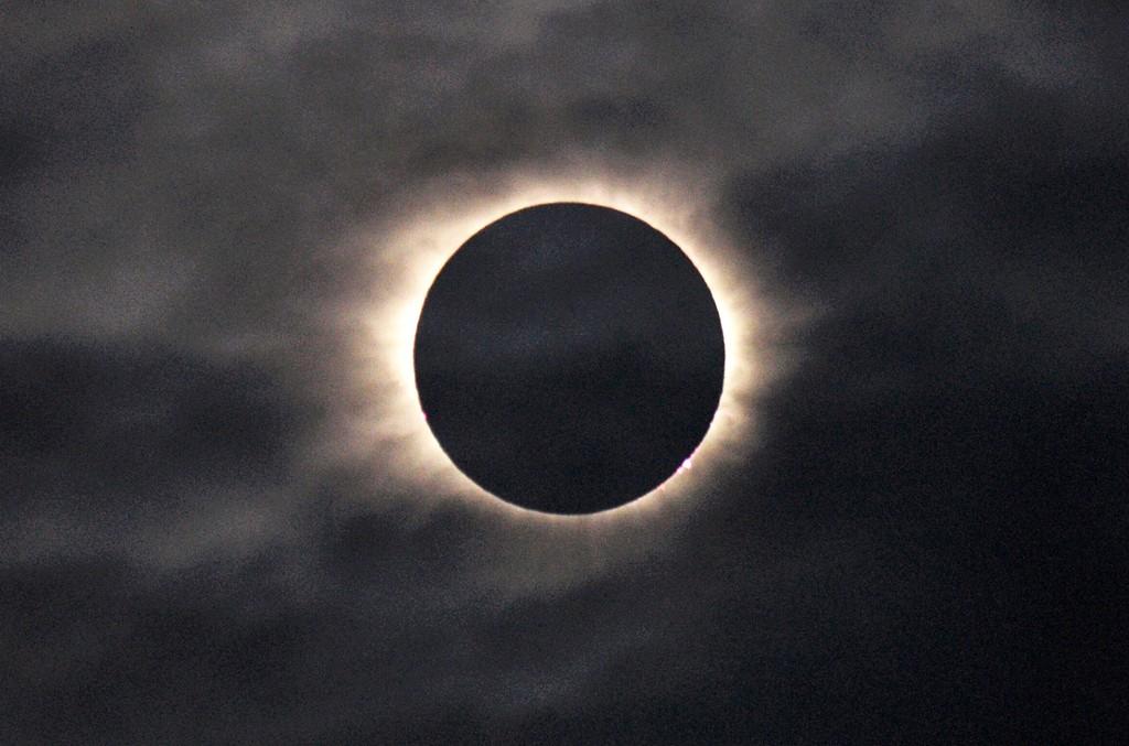 Solar Eclipse, 2017