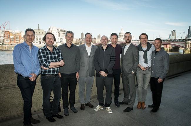 Sony Music International Executives