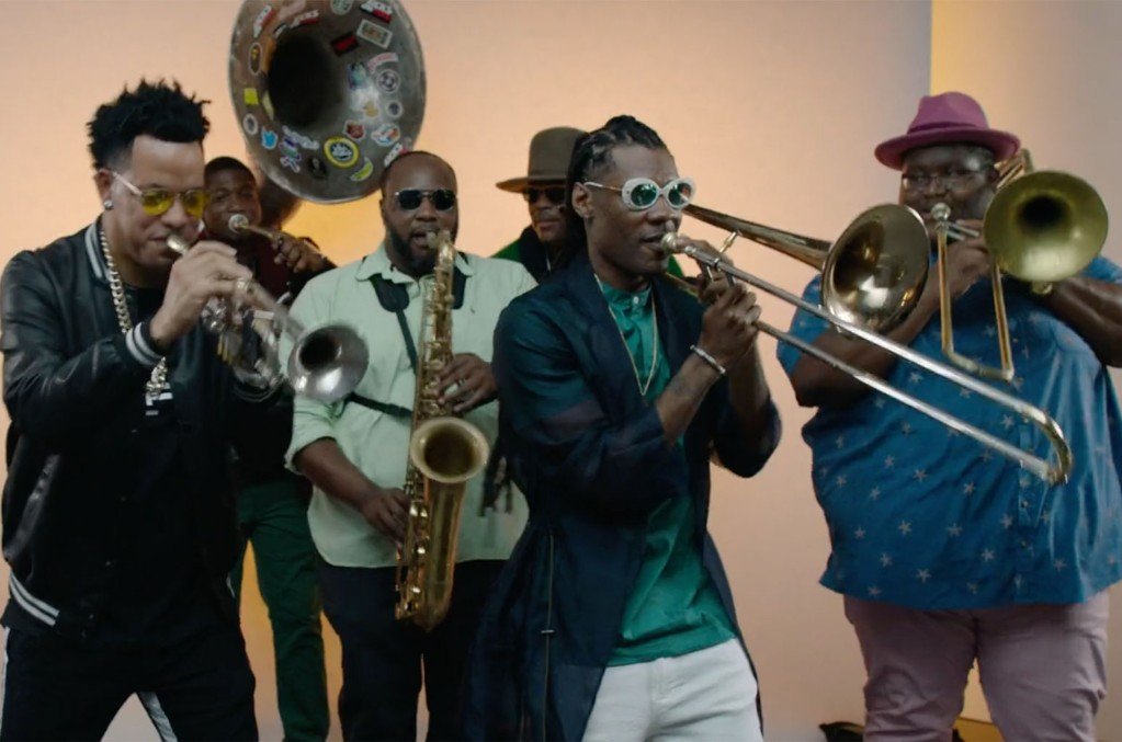 The Soul Rebels Good Time