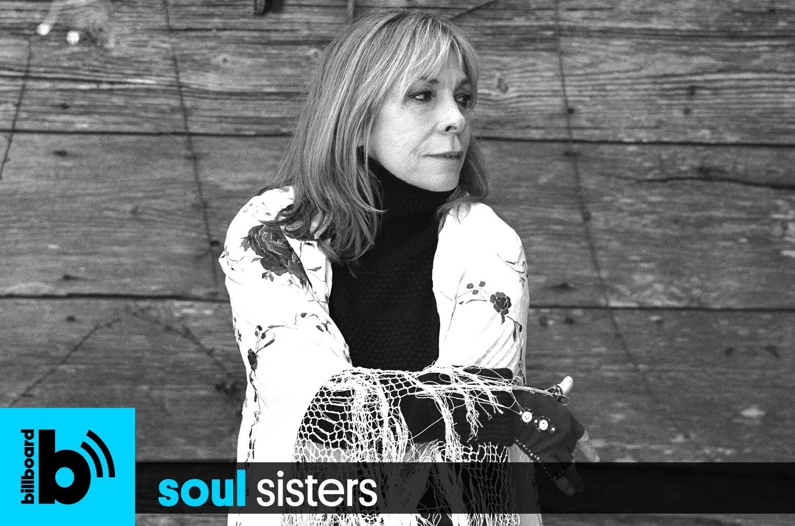 Soul Sisters Podcast featuring: Rickie Lee Jones