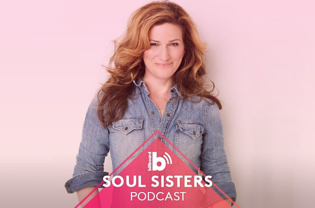 Soul Sisters Podcast featuring: Ana Gasteyer