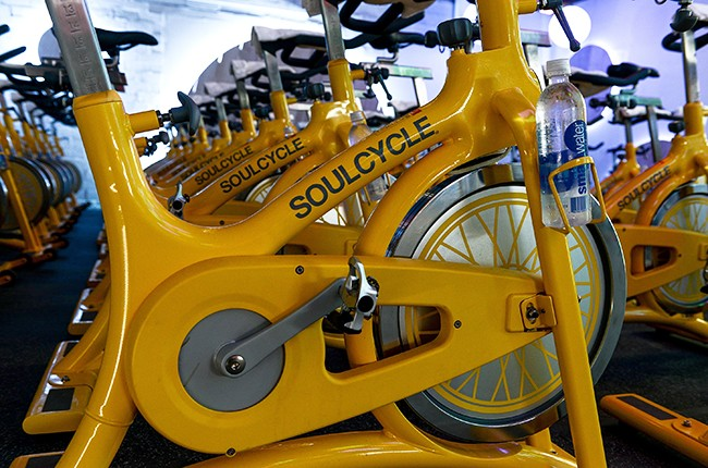 SoulCycle 2015
