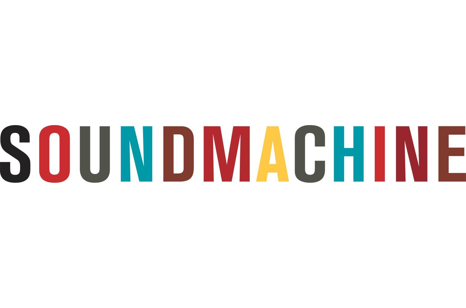 Soundmachine logo 2018