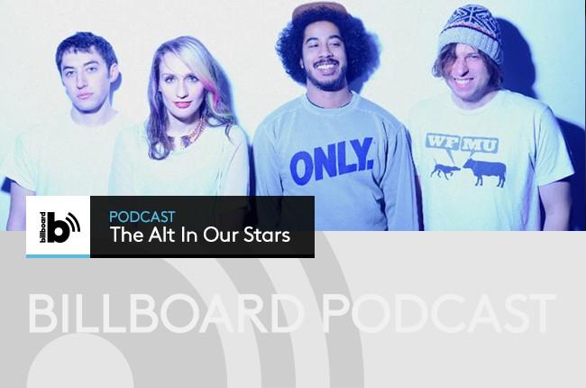 The Alt in Our Stars Podcast: Speedy Ortiz