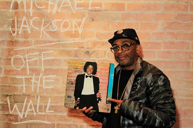 Spike Lee, Michael Jackson's Journey from Motown to Off the Wall