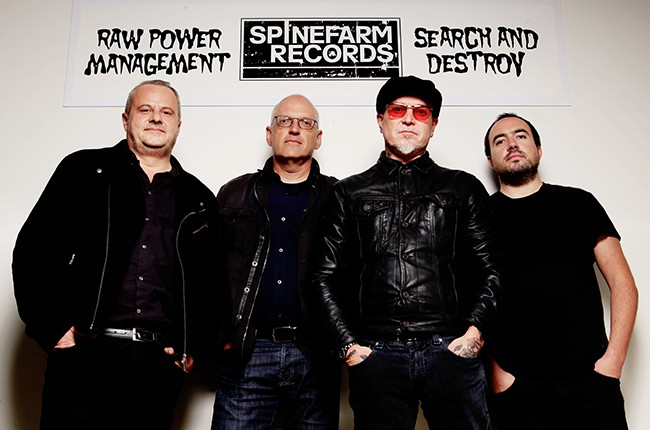 Members of Spinefarm Records, Search and Detroy and Raw Power Management