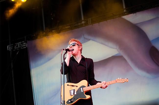 Spoon at Lollapalooza 2014