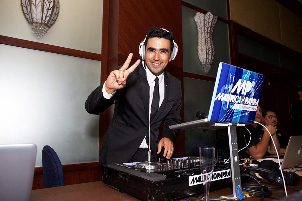 DJ Mauricio, St Jude's Gala 2016