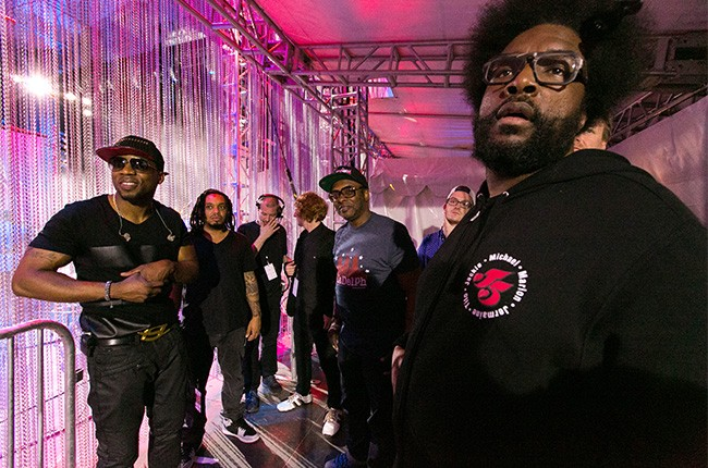 The Roots at the 2014 Philly 4th Of July Jam