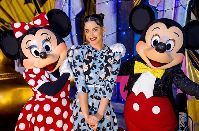 Katy Perry at Disney's Hollywood Studios