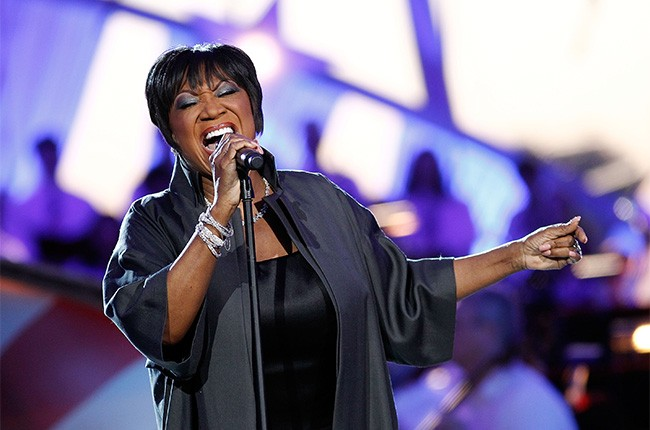 Patti LaBelle performs at the US Capitol