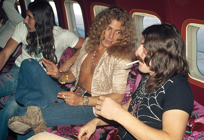 Starship: Robert Plant