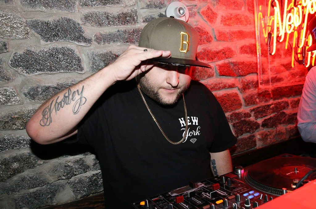 Statik Selektah at The Eldridge on Aug. 24, 2016 in New York City.