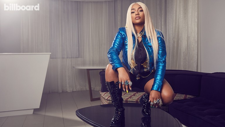 <p>Stefflon Don photographed on Jan. 25, 2018 at Dream Midtown in New York.&nbsp&#x3B;</p>