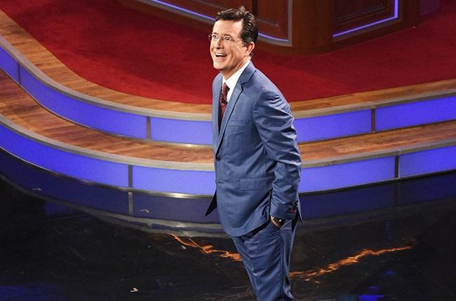 Stephen Colbert 2015